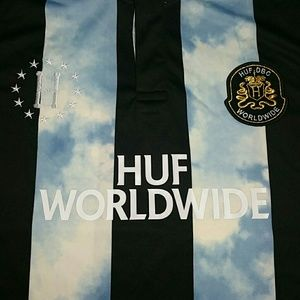 HUF World Cup Bad Referee Jersey size Medium